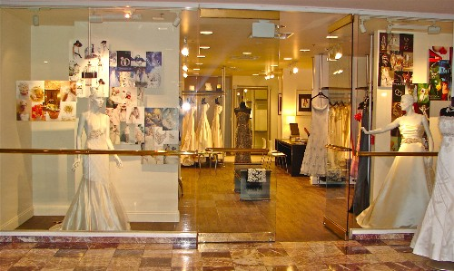 Cleveland Designer Wedding Dresses Bridal Shop Cleveland